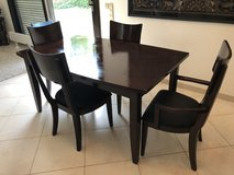 Dining room table with chairs in Stuttgart, GE
