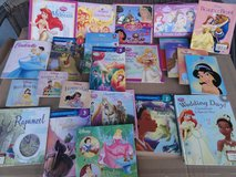(22) Princess Stories Book Lot in Ramstein, Germany