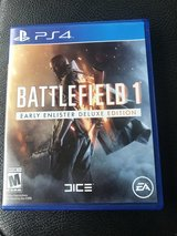 PS4 Battlefield 1 in Fort Leonard Wood, Missouri