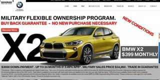 Military Flexible Ownership Program -  Buy Back GUARANTEE - 6-12-24 Months! in Hohenfels, Germany