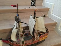 Playmobil Pirate Ship 5135 discontinued playset in Ramstein, Germany