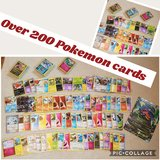 Over 200 Pokemon Cards in Stuttgart, GE