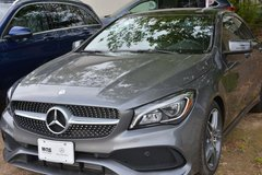 2017 CLA250 AMG STYLE in Hohenfels, Germany