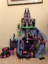 Monster High Lot in Fort Campbell, Kentucky