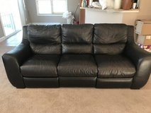 Leather sofa for sale in Cherry Point, North Carolina