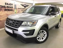 2017 Ford Explorer **7 passenger seating** in Spangdahlem, Germany
