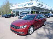 2017 VW Passat SE  Factory Warranty ! in Spangdahlem, Germany