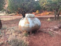 250 gallon propane tank in Alamogordo, New Mexico