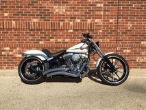 2014 Harley Davidson Softail Breakout Custom in Plainfield, Illinois