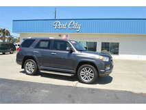 2012 TOYOTA 4RUNNER LIMITED 4WD in Cherry Point, North Carolina