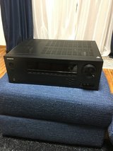 Home theater system receiver. in Okinawa, Japan