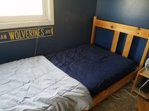 Twin bed ikea in Glendale Heights, Illinois