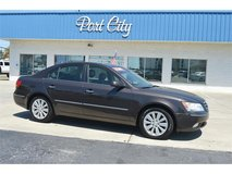 2009 Hyundai Sonata Limited in Cherry Point, North Carolina