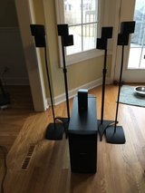 BOSE ACCOUTIMASS SYSTEM COMPLETE in Glendale Heights, Illinois
