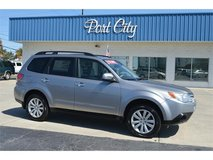 2011 Subaru Forester 2.5X Premium in Cherry Point, North Carolina