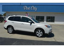 2016 Subaru Forester 2.5I Premium in Cherry Point, North Carolina