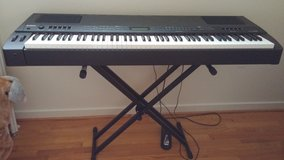 YAMAHA CP-300 with Piano Stand & Conductor Stand in Oak Harbor, WA