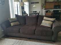 Couch/oversized chair set in Chicago, Illinois