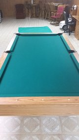 8 foot Spalding Pool table in Chicago, Illinois