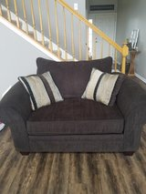 Couch/oversized chair set1 in Chicago, Illinois