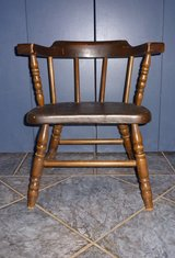 Childs Solid Wood Chair in Kingwood, Texas