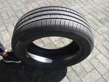 4 new Pirelli summer tires 205/55R 16 for Golf, Audi, Ford, BMW etc. in Spangdahlem, Germany