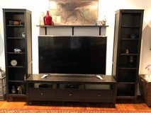 IKEA TV Console and Display Shelves in Stuttgart, GE