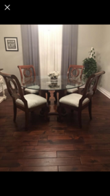 5 piece formal dinning table and chairs in Joliet, Illinois