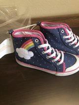 Gymboree girl sneakers size 2 in 29 Palms, California