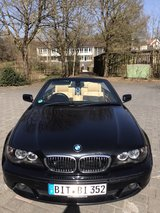 2005 BMW 330CI RHD CONVERTIBLE in Spangdahlem, Germany
