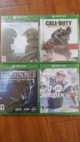 Brand New 4 Xbox  Games in Fairfield, California