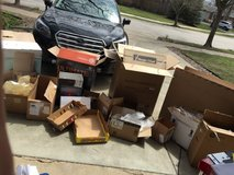 moving and storage boxes in Chicago, Illinois
