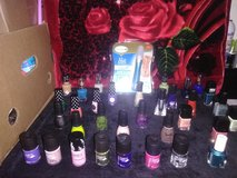 34 Bottles of Nail Polish and Pedicure File in The Woodlands, Texas