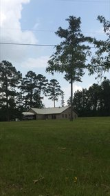 Home with Country Living Close to Fort Polk in DeRidder, Louisiana