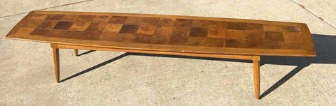 Coffee table in Sandwich, Illinois