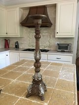 Wooden Candlestick in Macon, Georgia