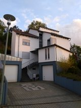 View of the hills in Otterbach - luxury living in Ramstein, Germany