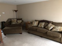 Couch and chair in Chicago, Illinois