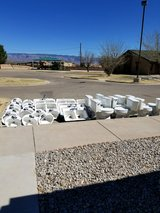 Sinks and toliets in Alamogordo, New Mexico