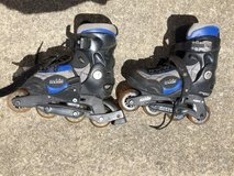 Roller blades in Glendale Heights, Illinois