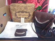 Small Brighton Handbag with matching Wallet in The Woodlands, Texas