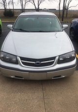 2002 Chevy Impala in Fort Campbell, Kentucky