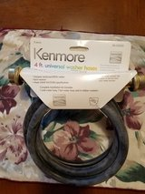 4FT UNIVERSAL WASHER HOSES (KENMORE) in Fort Campbell, Kentucky