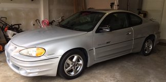 2001 Pontiac Grand Am GT Coupe 2D in Lockport, Illinois