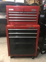 Craftsman Rolling Tool Chest Combo in Oswego, Illinois
