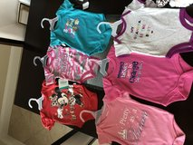 NEW baby girl onesies in Baytown, Texas