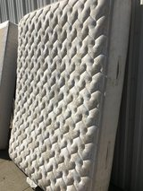 Super thick queen mattress and boxspring in Fort Riley, Kansas