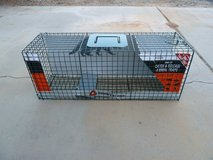 "NEW in Box-Catch & Release Live Animal Cage/Trap, 24"" L x 7"" W x 7"" H in Yucca Valley, California"
