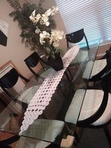 ***GALLERY FURNITURE TABLE & 6 CHAIRS**** in Houston, Texas