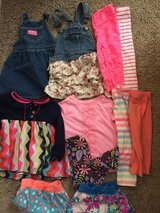 24 month 2T toddler girl clothing lot 23 pieces in Camp Pendleton, California